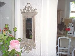 Shabby Chic-Wandspiegel