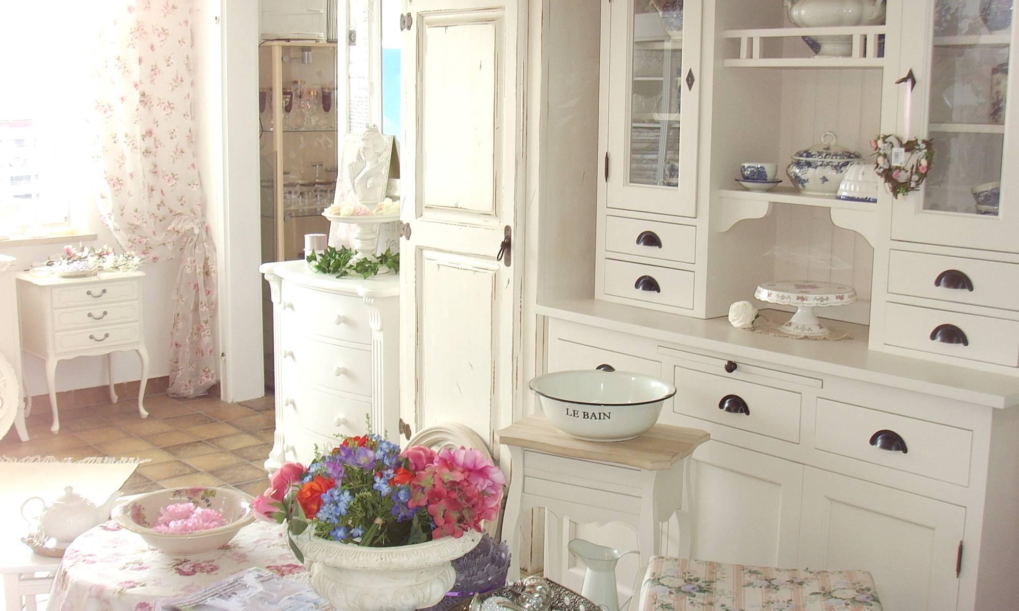 Landhaus-Möbel für die Schweiz